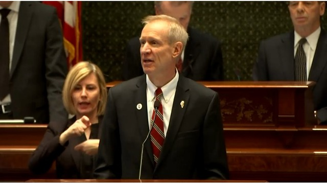 Gov Rauner To Deliver Annual State Of State Address