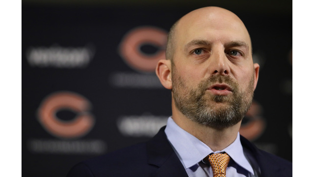 Bears Finalize Coaching Staff
