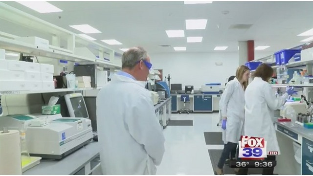 Made in the Stateline: Thermo Fisher