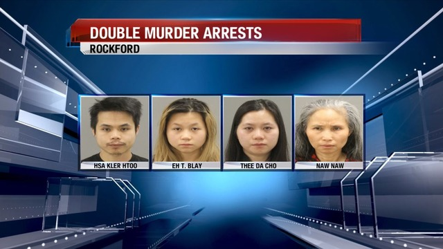 Four Charged in Double-Murder of Danielle Son and Sergio Quiroz