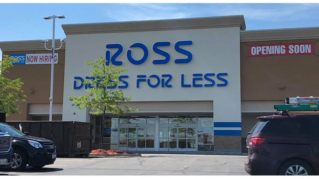 Ross Dress for Less clothing store opening in Machesney Park