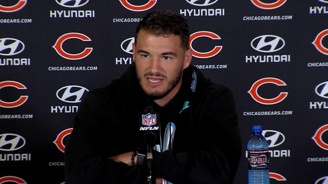 Confident Trubisky ready to make a big year two leap