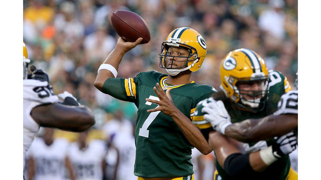 Packers deal QB Hundley to Seahawks