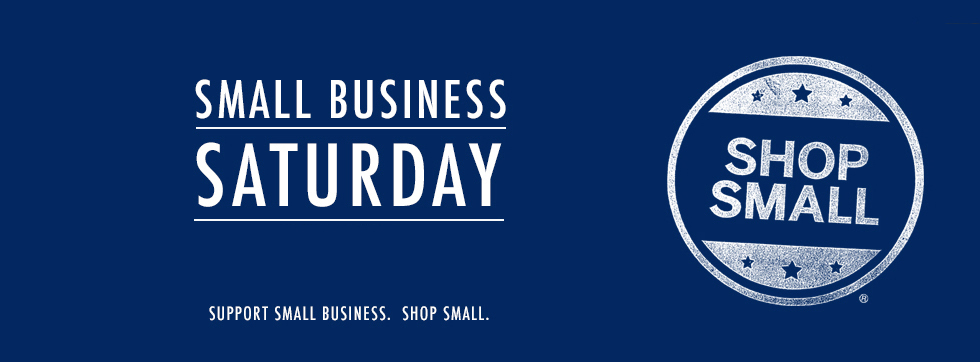 Image result for shop small saturday save the date nov 24