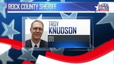 Knudson beats Maurer in race for Rock County Sheriff