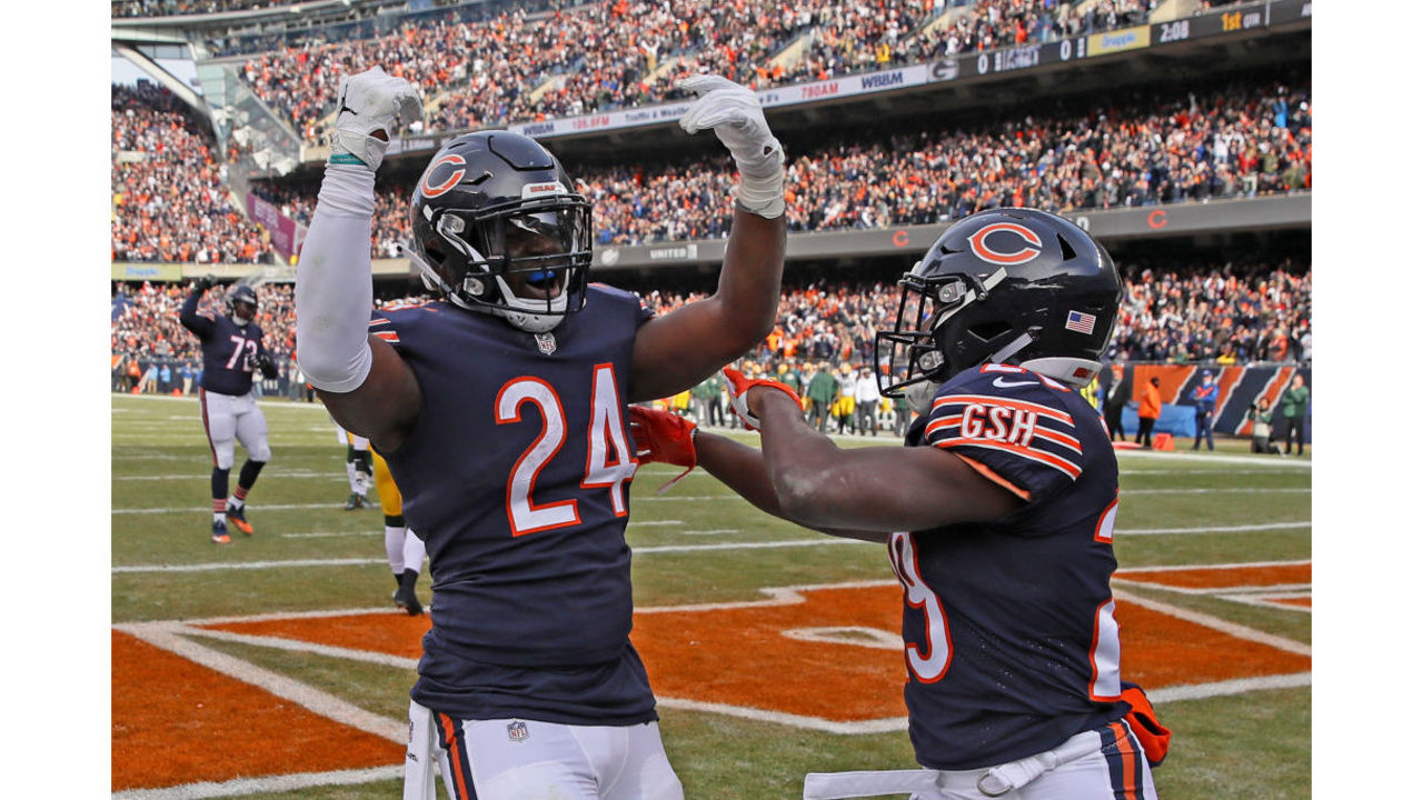 Bears clinch NFC North division in 24-17 win against Packers 011c5d380