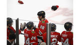 Kane's hat trick helps Blackhawks to a 5-2 win over the Wild