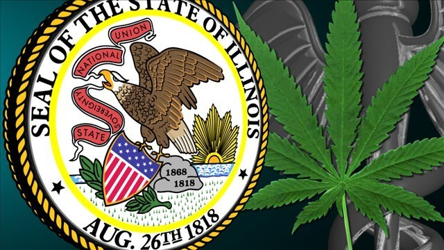 Bill to legalize recreational marijuana introduced in Illinois