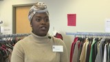 NIU students collect business clothing to help others interviewing to get jobs