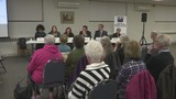 Local community members discuss strategies to end gun violence