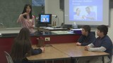 EDUCATION MATTERS: Local middle schoolers participate in scientific space program