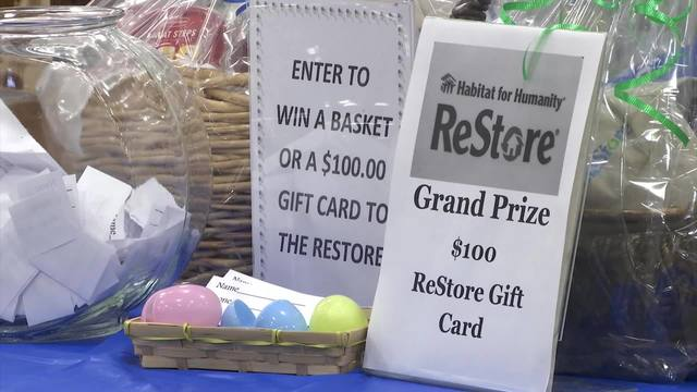 Rockford's Habitat for Humanity celebrates anniversary of new restore location